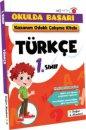 1. Sınıf Türkçe Kazanım Odaklı Çalışma Kitabı Doğan Akademi Yayınları