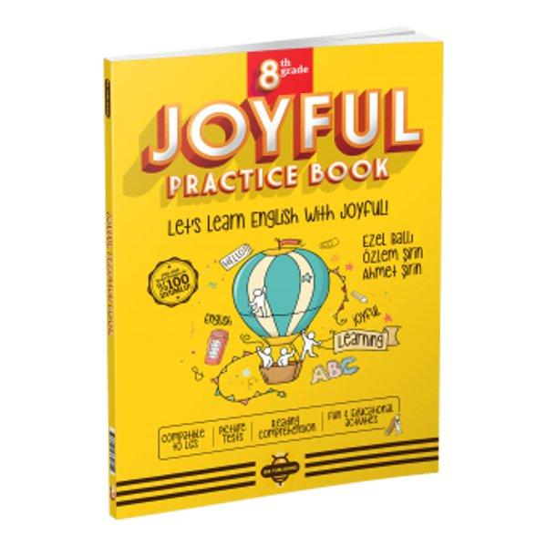 8. Sınıf LGS My Joyful Practice Book Bee Publishing