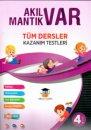 4. Sınıf Tüm Dersler Akıl Var Mantık Var Kazanım Testleri Zeka Küpü Yayınları