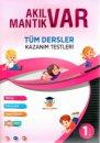 1. Sınıf Tüm Dersler Akıl Var Mantık Var Kazanım Testleri Zeka Küpü Yayınları