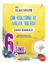 Okyanus Yayınları 6. Sınıf Din Kültürü Ve Ahlak Bilgisi Classmate Soru Bankası
