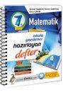 7. Sınıf Matematik Hazırlayan Defter Çanta Yayınları