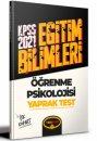 2021 KPSS Eğitim Bilimleri Öğrenme Psikolojisi Çek Kopar Yaprak Test Yediiklim Yayınları