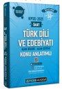 2021 ÖABT Türk Dili ve Edebiyatı Video Destekli Konu Anlatımlı Pegem Yayınları