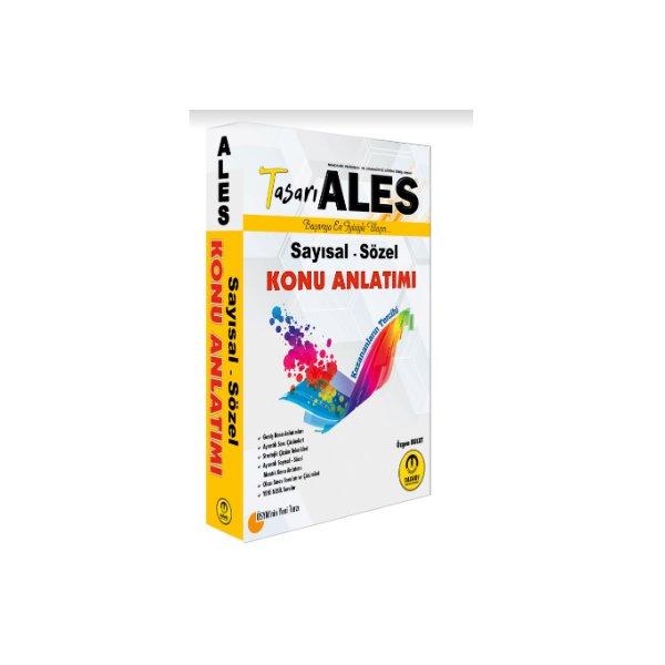 2020 ALES Hazırlık Kitabı Tasarı Yayınları