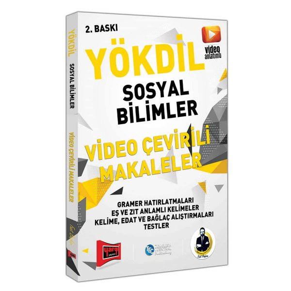 YÖKDİL Sosyal Bilimler Video Çevirili Makaleler Yargı Yayınları