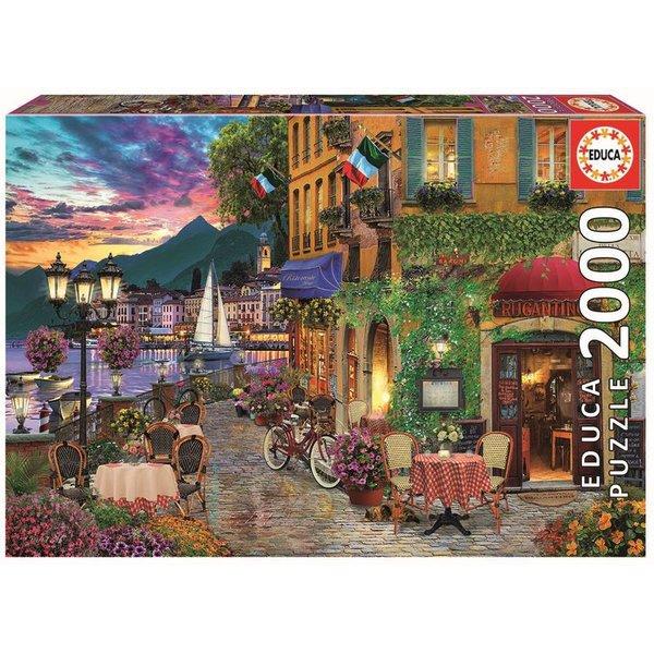Educa Italian Fascino Puzzle 2000 Parça 18009