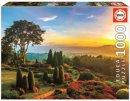 Educa Beautiful Garden Puzzle 1000 Parça 17968