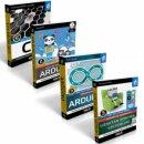 Projeler İle Arduino Eğitim Seti 4 Kitap Kodlab Yayınları