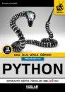 Projeler İle Python Kodlab Yayınları