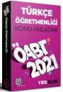 2021 ÖABT Türkçe Öğretmenliği Konu Anlatımı Yediiklim Yayınları