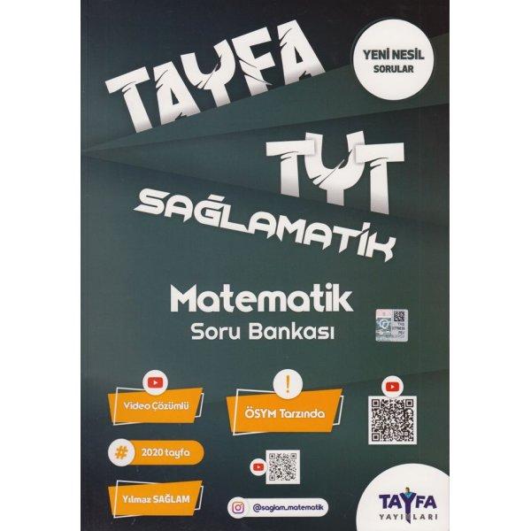 TYT Matematik Sağlamatik Soru Bankası Tayfa Yayınları