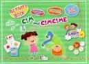 Cim And Cimcime English Preschool Activity Book Mor Elma Yayıncılık