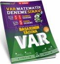 8. Sınıf LGS Matematik VAR Deneme Sınavı Arı Yayıncılık