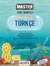 Okyanus Yayıncılık 8. Sınıf LGS Master Türkçe Soru Bankası