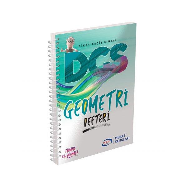 2020 DGS Geometri Defteri Murat Yayınları