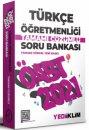 2021 ÖABT Türkçe Öğretmenliği Tamamı Çözümlü Soru Bankası Yediiklim Yayınları