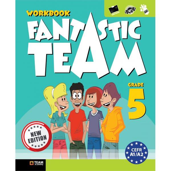Fantastic Team Grade 5. Sınıf Workbook Team Elt Publishing Yayınları