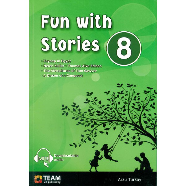 Fun with Stories Level 8 Team Elt Publishing Yayınları