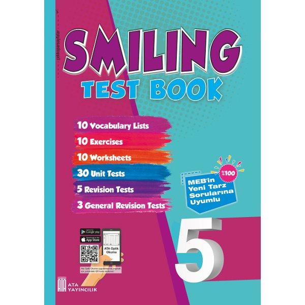 5. Sınıf Smiling Test Book Ata Yayıncılık