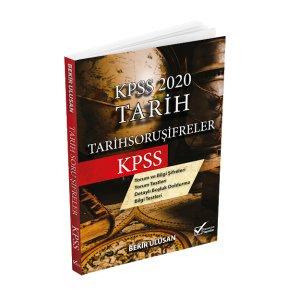 Bekir Ulusan 2020 KPSS Tarih Soru Şifreler Kazancam Yayınları