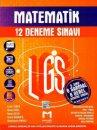 8. sınıf LGS Matematik  6 Sarmal 6 genel 12 Deneme Sınavı Mozaik Yayınları