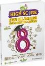 8. Sınıf LGS High Score Fen Bilimleri Deneme Sınavı Fen Okulu Yayınları