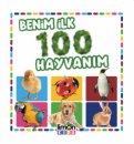 Benim İlk 100 Hayvanım Küçük Boy Limon Kids Yayınları