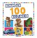 Benim İlk 100 Kelimem Küçük Boy Limon Kids Yayınları