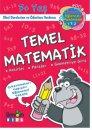 İlk Okul Eğlenceli Matematik Çıkartmalı Temel Matematik Limon Kids Yayınları