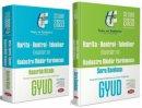 2020 GYS Tapu Kadastro Harita-Kontrol-Tekniker Unvanları ve Kadastro Müdür Yardımcısı Konu Anlatımı + Soru Bankası Data Yayın