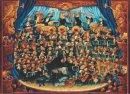 Orkestra Fortissimo 1000 Parça Puzzle - Yapboz
