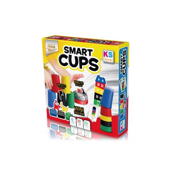 KS Games Smart Cups Oyunu