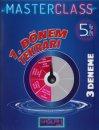 5. Sınıf 1. Dönem Tekrarı Sağlam Master Class 3 lü Deneme Molekül Yayınları