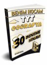 TYT Coğrafya 30 Deneme Sınavı Benim Hocam Yayınları