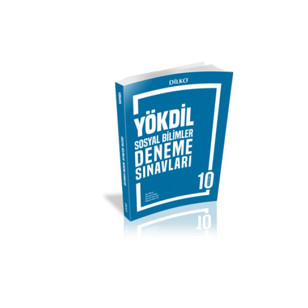 YÖKDİL Sosyal Bilimler Deneme Sınavı Dilko Yayınları