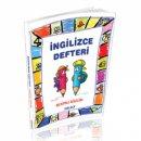 Dilko Yayıncılık İngilizce Defteri 1 2 3 4. Sınıf Renkli