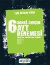 6 AYT Eşit Ağırlık - Sözel Denemesi Okyanus Yayınları
