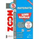 5. Sınıf Matematik Zoom Soru Bankası Günay Yayınları