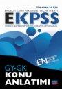 2020 EKPSS Tüm Adaylar İçin GY GK Konu Anlatımı Nobel Sınav Yayınları