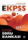 2020 EKPSS Tüm Adaylar İçin GY GK Soru Bankası Nobel Sınav Yayınları
