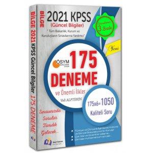 2021 KPSS Güncel Bilgiler BİLGE 175 Deneme ve Önemli İlkeler  Next Kariyer Yayınları