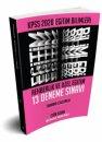 2020 KPSS Eğitim Bilimleri Rehberlik ve Özel Eğitim Tamamı Çözümlü 13 Deneme Can Köni Benim Hocam Yayınları