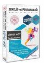 2020 GYS T.C. Gençlik ve Spor Bakanlığı Görevde Yükselme Sınavı Süper Not Next Kariyer Yayınları