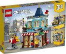 Lego-Creator Townhouse Toy Store 31105