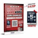 2020 Problemlerin KareKodu KPSS-ALES-DGS Tamamı Video Çözümlü Soru Bankası + 5 Deneme Hediye Paragon Yayıncılık