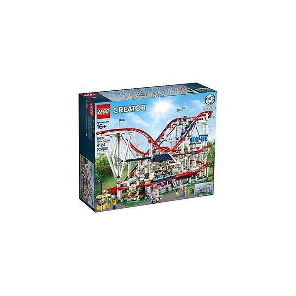 LEGO® 10261 LEGO® Lunapark Hız Treni