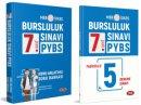 7. Sınıf PYBS Bursluluk Sınavı Konu Anlatımlı Soru Bankası ve Deneme Seti Data Yayınları