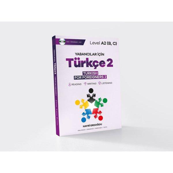 Yabancılar İçin Türkçe-2 Alternatif Yayıncılık