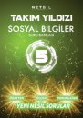 5. Sınıf Sosyal Bilgiler Takım Yıldızı Soru Bankası Netbil Yayınları